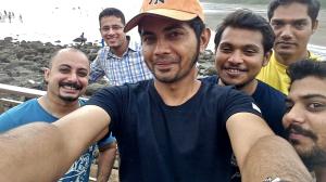 Beach Selfie